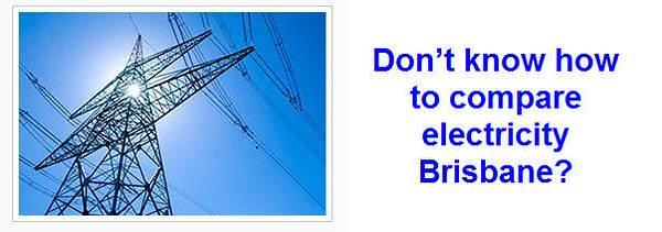 Compare Electricity Brisbane
