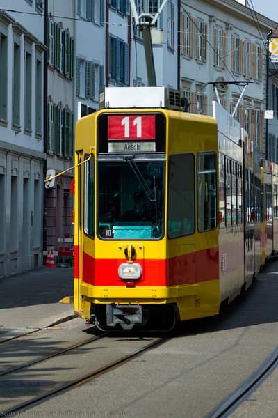 Random Shots in Basel 107-9