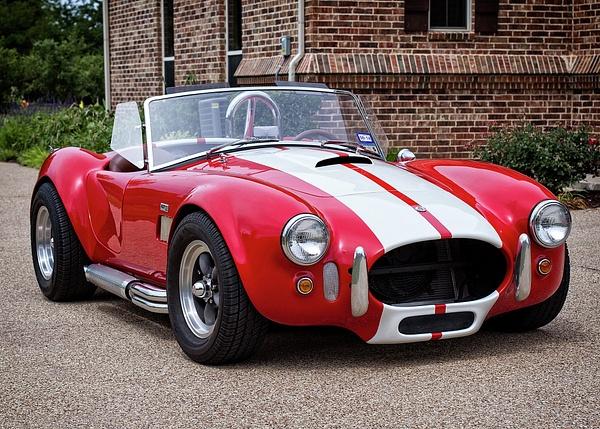 1965 Cobra 4 by Donut00