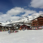 Saas Fee Skiing Holiday - Mar 2013