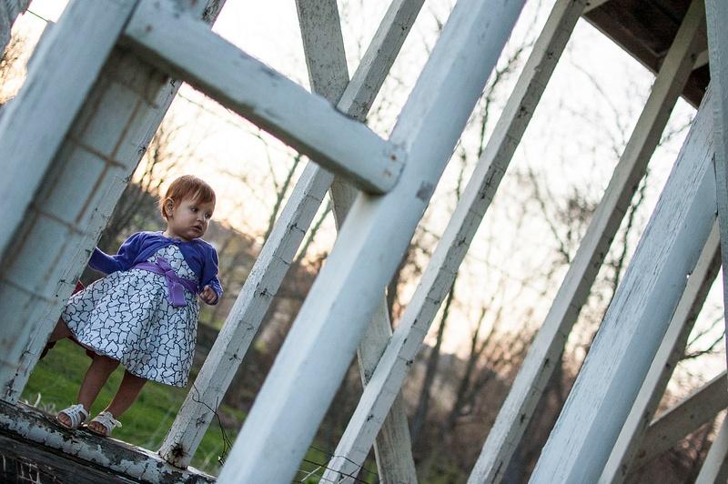 Child Environmental Portrait