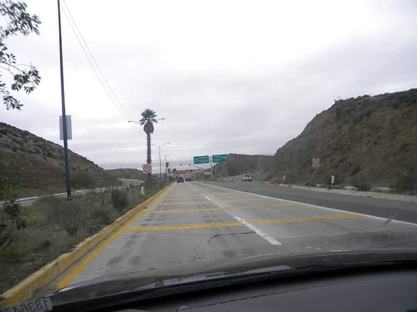 DSCN9936at coast at Rosarito-left to LaMision-Ensenada