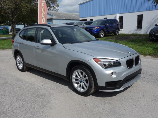 15 BMW X1 SILVER by USACARS