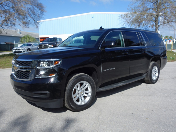 2015 CHEVY TAHOE LTZ by USACARS
