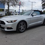 2015 FORD MUSTANG CONVER