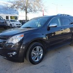 2015 CHEVY EQUINOX GRAY