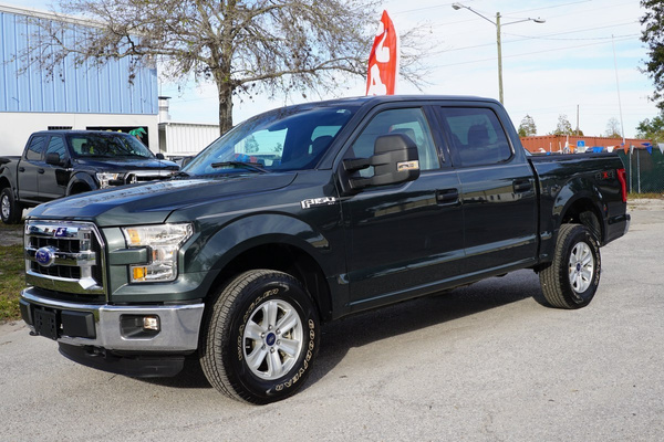2015 FORD F150 4X4 by USACARS