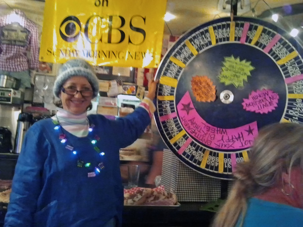 Spinning the birthday pie wheel ... by DellHollingsworth
