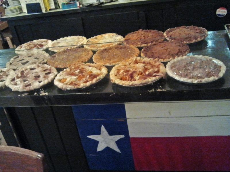 The famous pies!