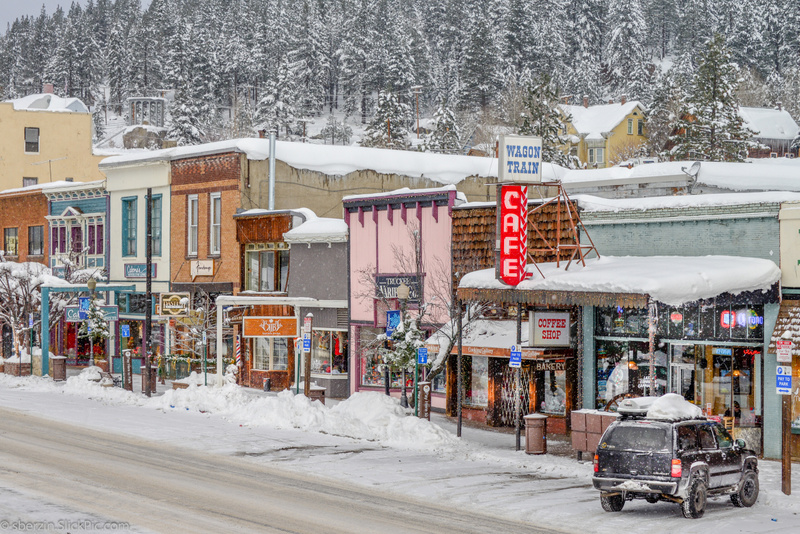 Old Town Truckee