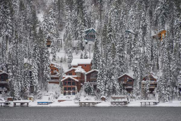 Donner Lake Houses