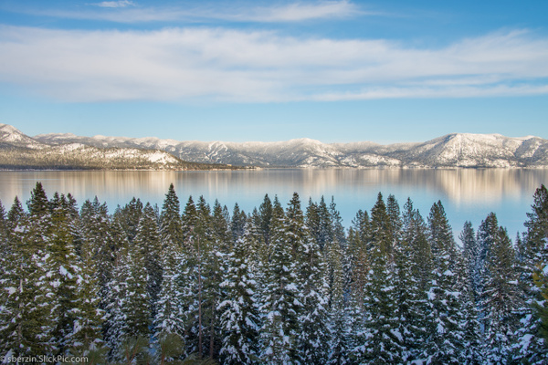 Lake Tahoe by SBerzin