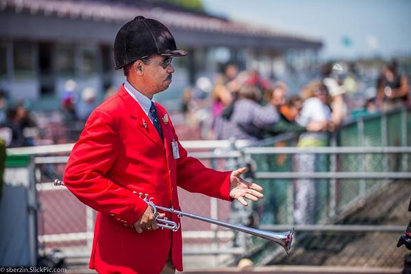 Trumpet Player by SBerzin
