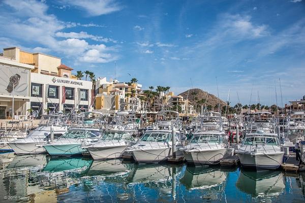 Cabo San Lucas - Marina by SBerzin