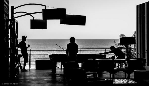 Silhouettes by SBerzin