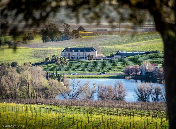 Carneros Winery by SBerzin