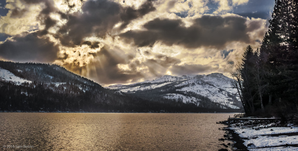 Donner Lake by SBerzin