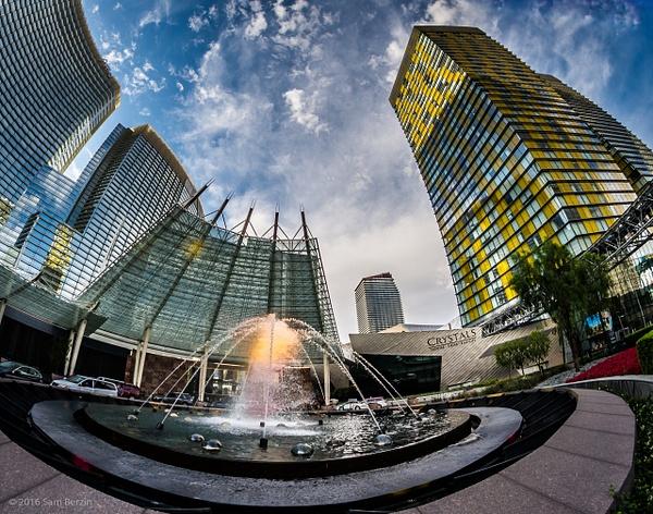 Fountain by SBerzin