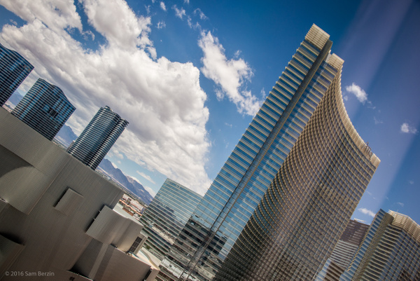 Vegas Architecture by SBerzin