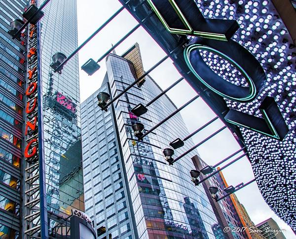New York by SBerzin