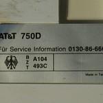 Telephone_ATT_750D