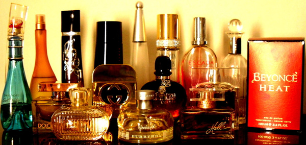 Fragrances by TabassumMahjabeen