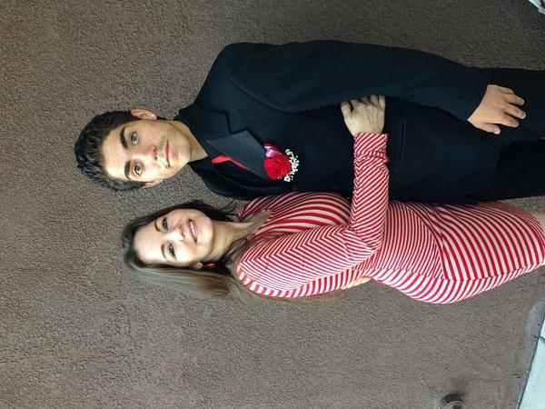 Prom!!! LUIS LOPEZ by OdetteMartinez