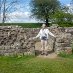 Maria Does Hadrian's Wall