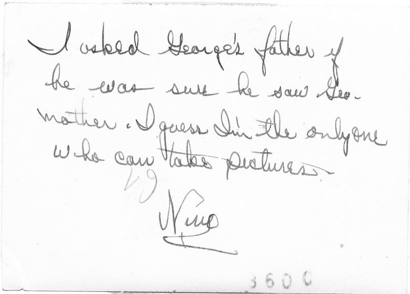 1950 In Village Page 09 - 01 back 1952_