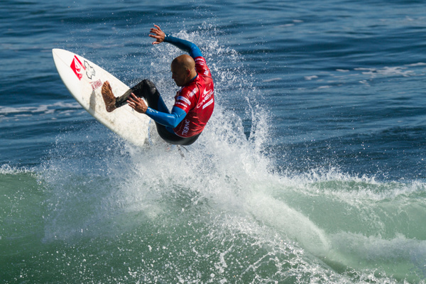 Kelly Slater by Anthony Solis