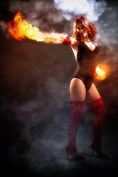 Firestar by Anthony Solis