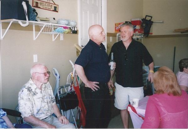 Paul's extended family by GailDillon