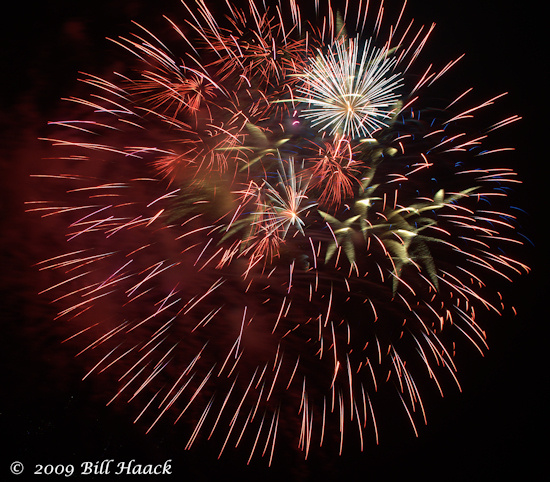 Holiday Fireworks by PhotoPro
