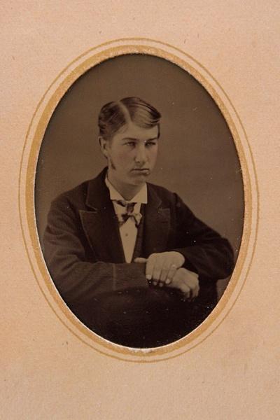 Henry Newton Brown by stepmac