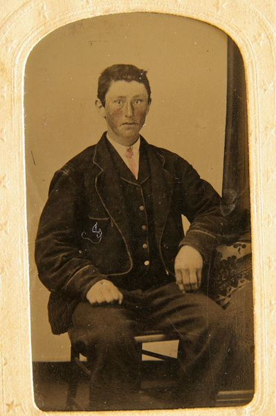 Josiah 'Doc' Scurlock by stepmac
