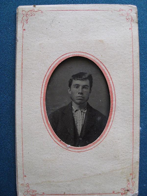 John Jones ca 1878