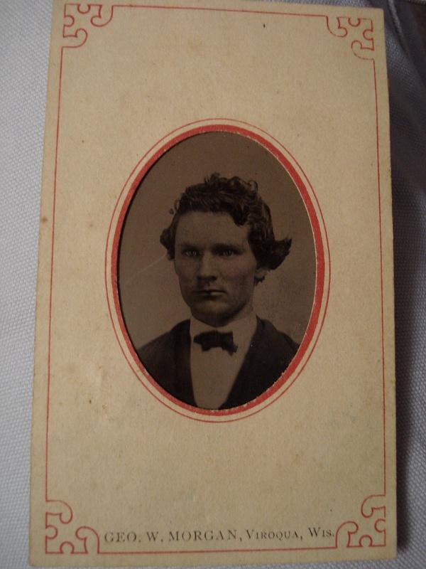 Frank McNab ca. 1878