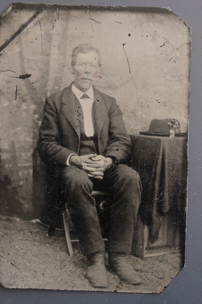 Billy Wilson ca. 1880 by stepmac