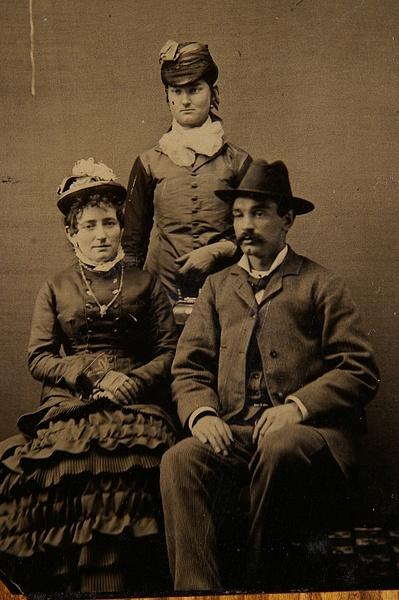 Patron Family ca. 1878 by stepmac