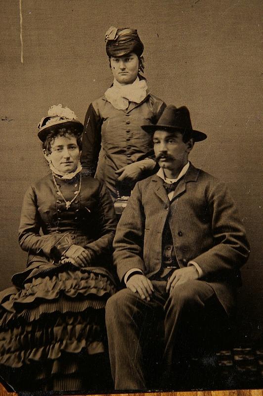 Patron Family ca. 1878