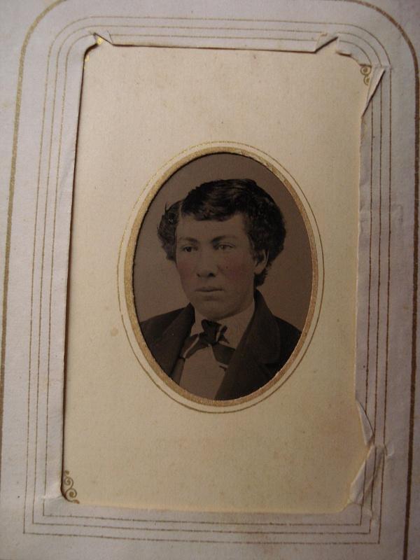 Robt Widenmann ca. 1877