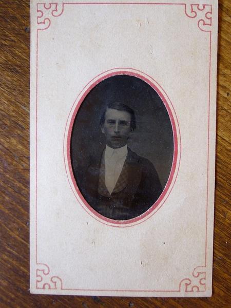 Tom O'Folliard  ca. 1878 by stepmac