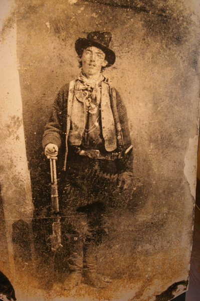 Upham Billy the kid ca. 1879 by stepmac