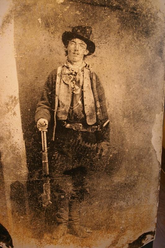 Upham Billy the kid ca. 1879