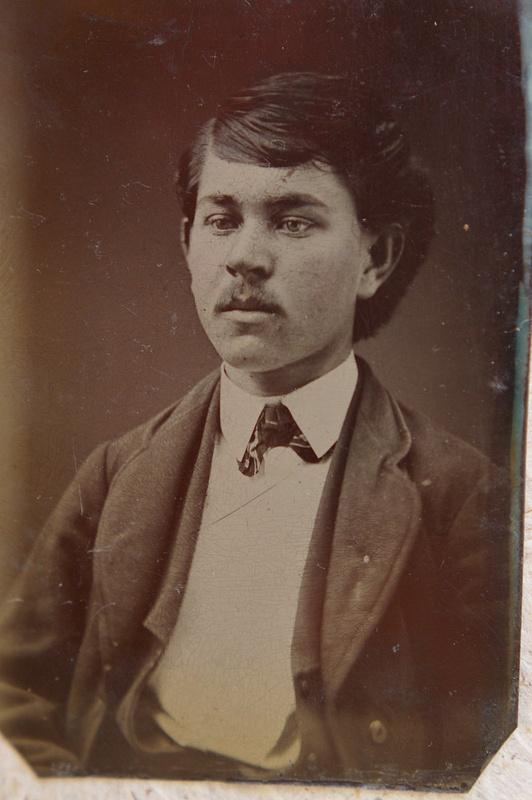 Yginio Salazar ca. 1878