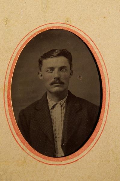Joe Smith ca. 1878 by stepmac