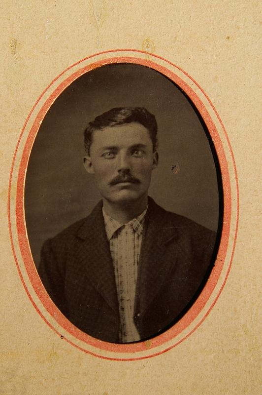 Joe Smith ca. 1878