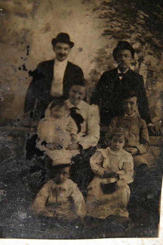 Chisum/Towry family 1876