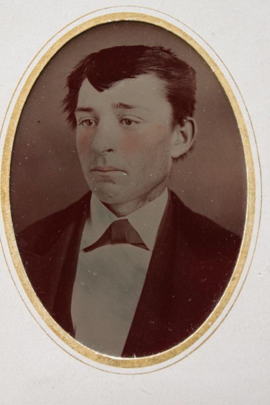 Robt Widenmann ca. 1878
