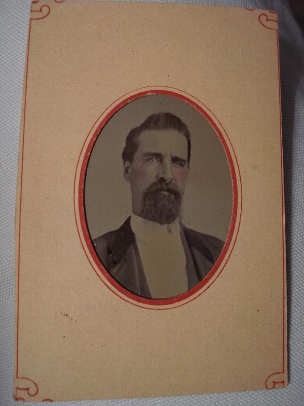 Allen Ballard ca. 1878